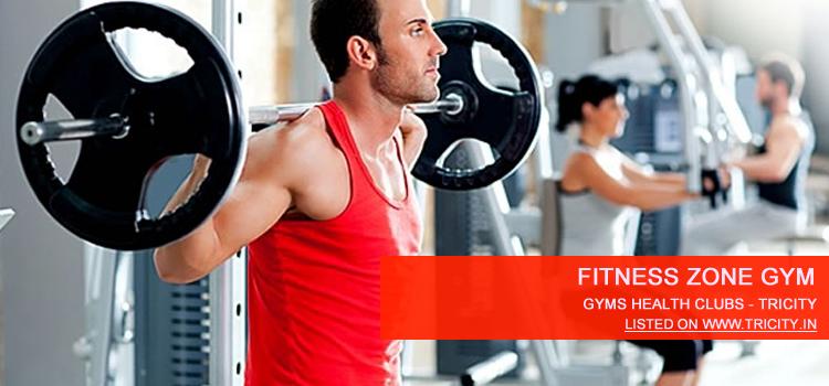 Fitness Zone Gym Chandigarh
