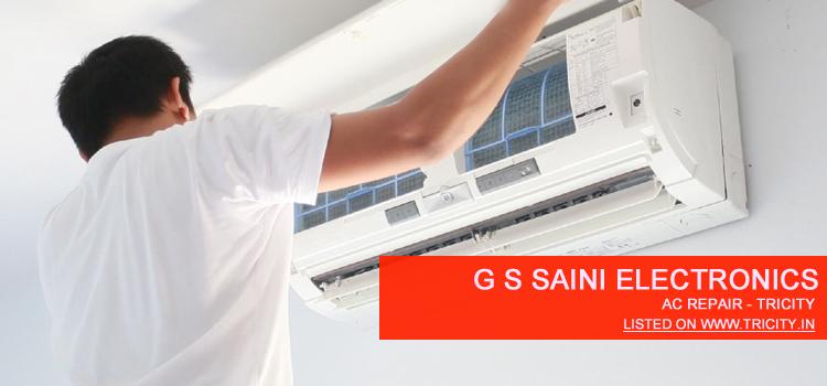 G S Saini Electronics Chandigarh