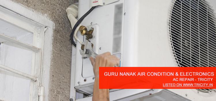 Guru Nanak Air Conditioner & Electronics