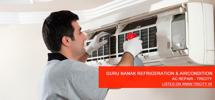 Guru Nanak Refrigeration & Air Condition Mohali