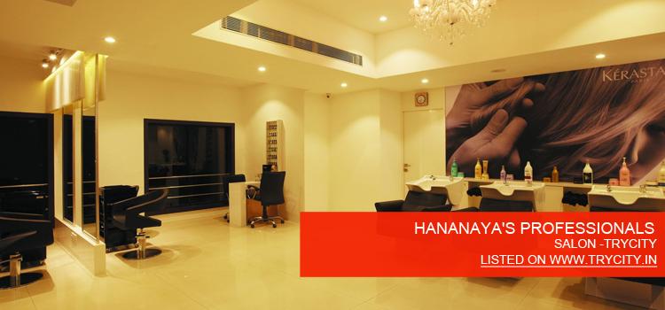 HANANAYA'S PROFESSIONALS