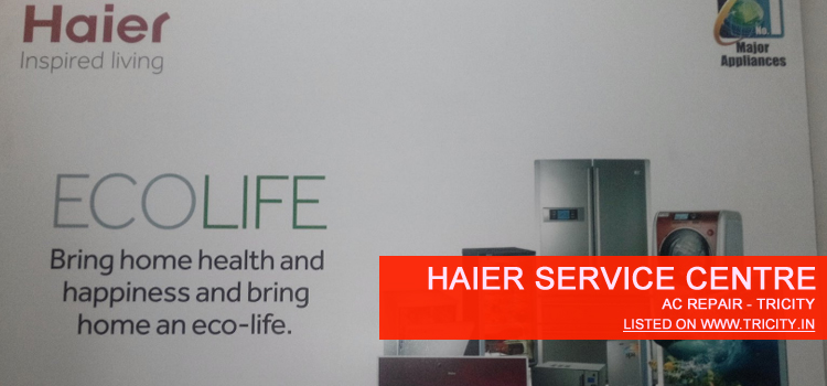Haier Service Centre Mohali