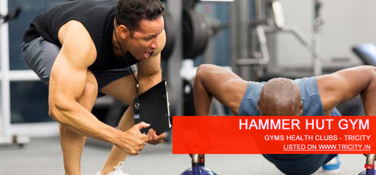 Hammer Hut Gym Panchkula