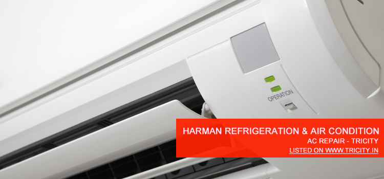 Harman Refrigeration & Air Conditioning