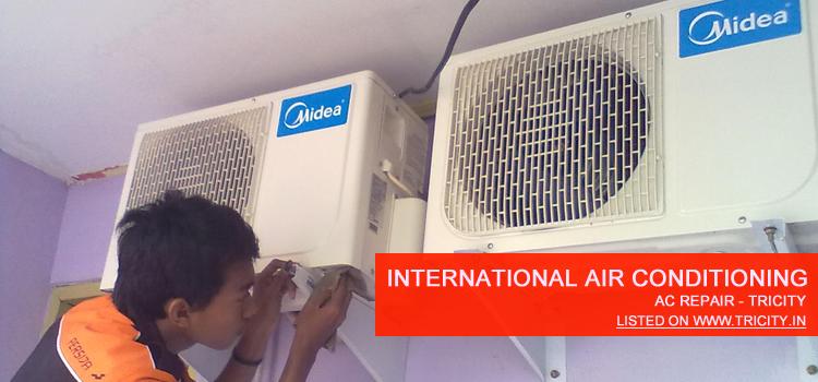 International Air Conditioning Mohali