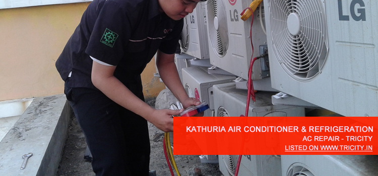 Kathuria Air Conditioner and Refrigeration