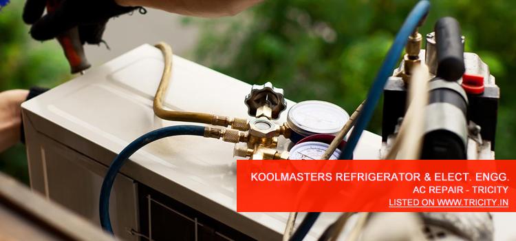 Koolmasters Refrigerator & Electrical Engineers Mohali