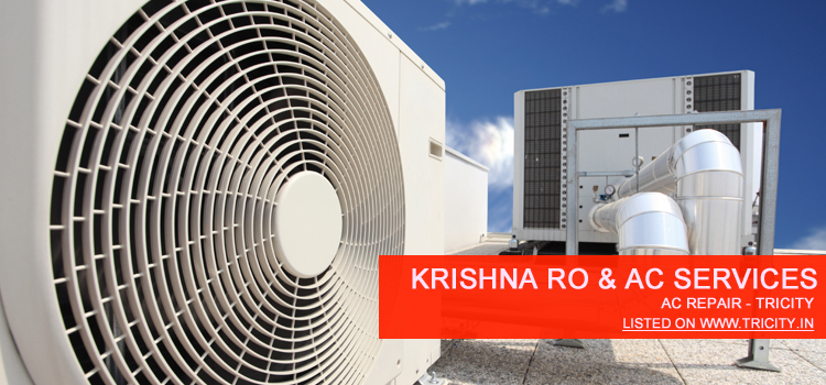 Krishna RO & AC Services Chandigarh