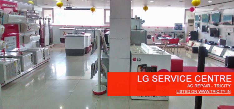 LG Service Centre Chandigarh