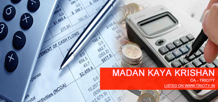 Madan Kaya Krishan Chandigarh