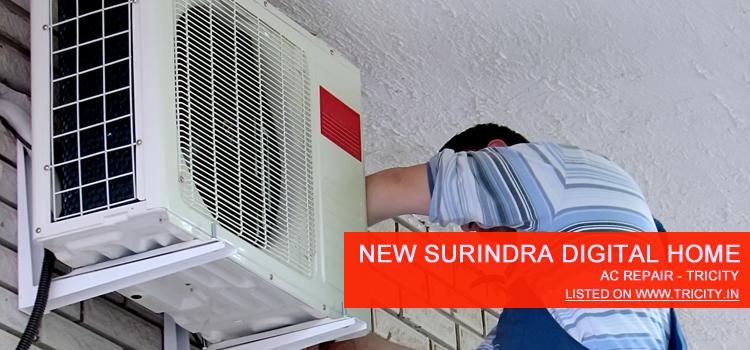 New Surindra Digital Home