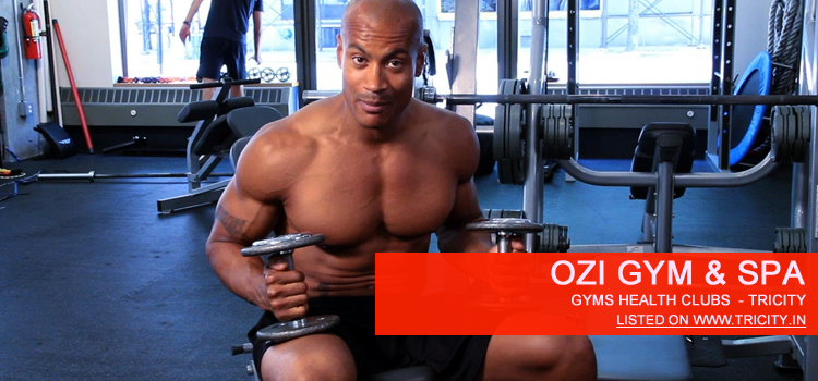 Ozi Gym & Spa Chandigarh