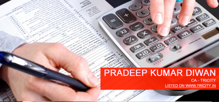 Pradeep Kumar Diwan Panchkula