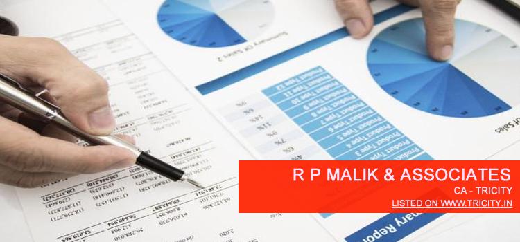 R P MALIK