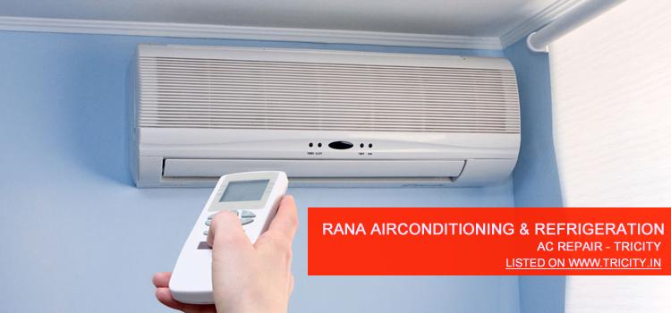 Rana Airconditioning & Refrigeration