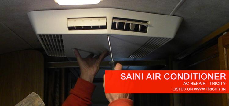 Saini Air Conditioner Mohali