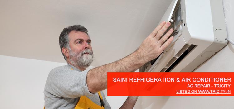 Saini Refrigeration & Air Conditioners