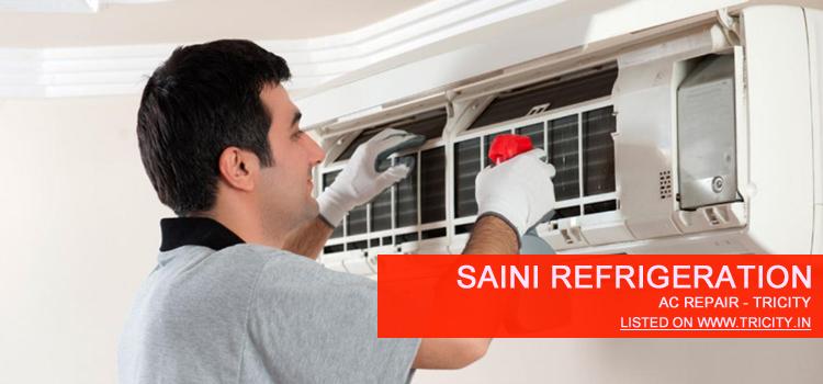 Saini Refrigeration Mohali