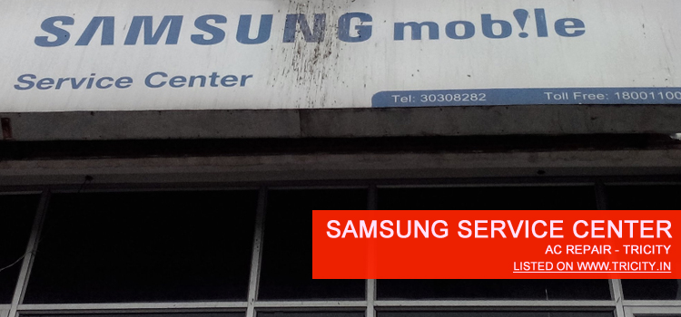 Samsung Service Center Mohali