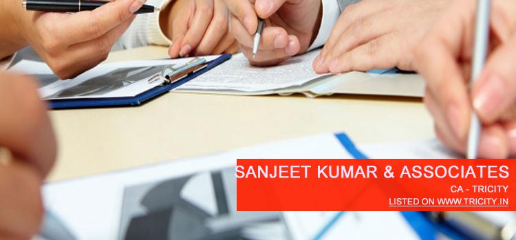 Sanjeet Kumar & Associates Chandigarh