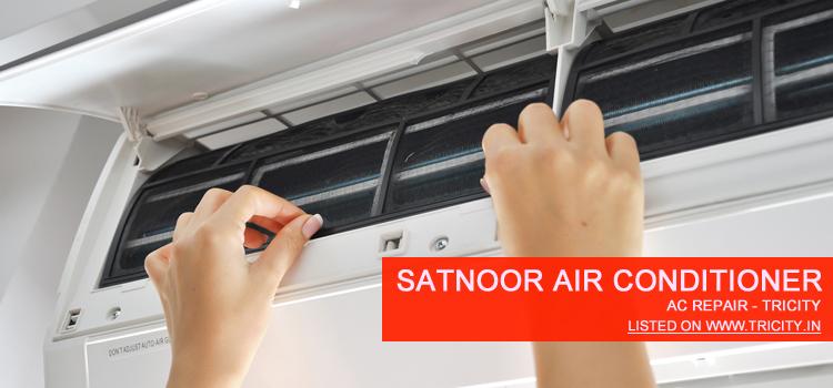 Satnoor Air Conditioner Mohali
