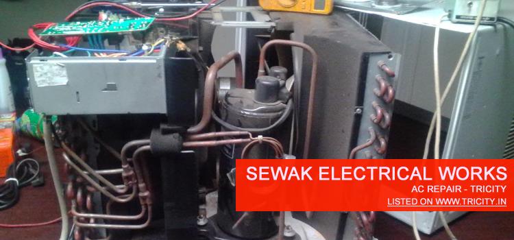 Sewak Electrical Works Mohali