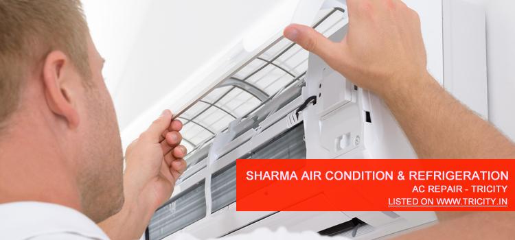 Sharma Air Conditions & Refrigerations