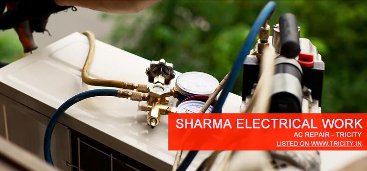 Sharma Electrical Work