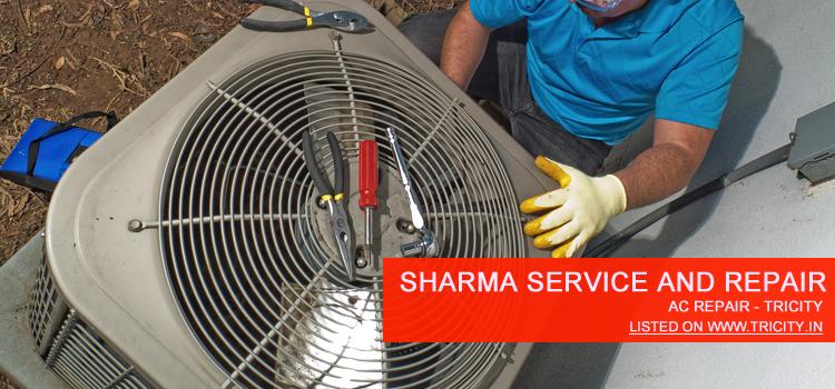 Sharma Service and Repair Chandigarh