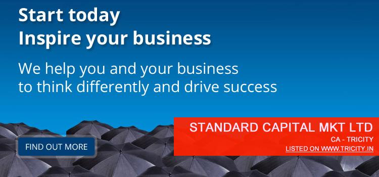 Standard Capital Mkt Ltd Chandigarh