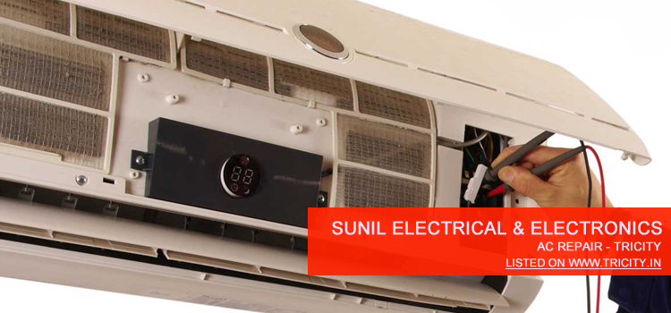 Sunil Electrical & Electronics Mohali