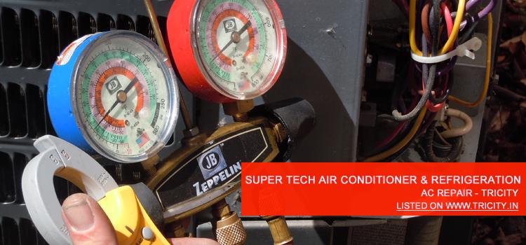 Super Tech Air Conditioner & Refrigeration