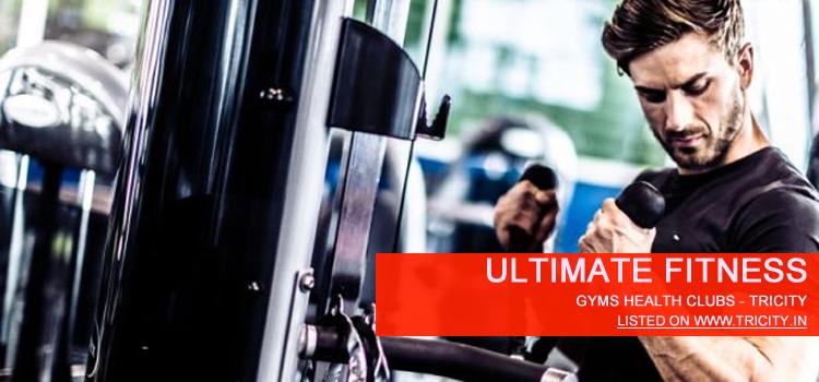 Ultimate Fitness Zirakpur