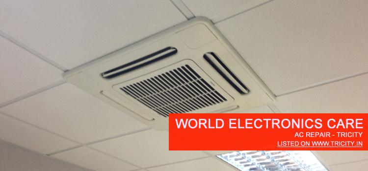 World Electronics Care