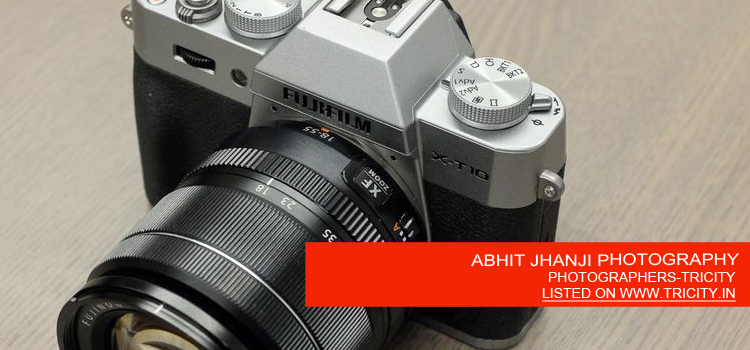ABHIT JHANJI PHOTOGRAPHY