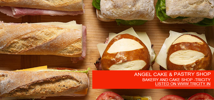 ANGEL CAKE & PASTRY SHOP