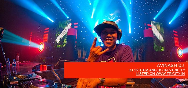 AVINASH DJ