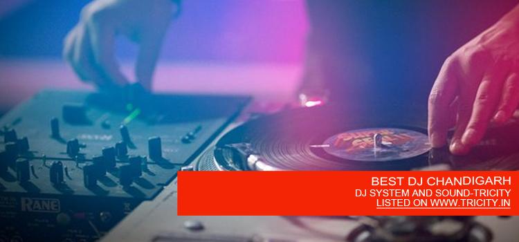 BEST DJ CHANDIGARH