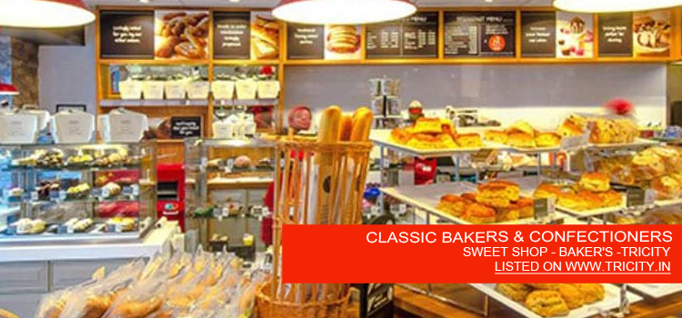 CLASSIC BAKERS & CONFECTIONERS