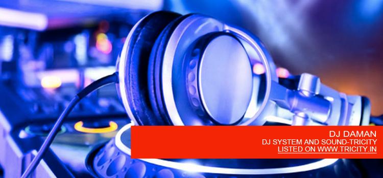DJ DAMAN