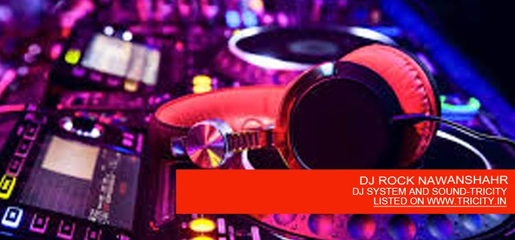 DJ ROCK NAWANSHAHR