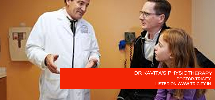 DR KAVITA'S PHYSIOTHERAPY