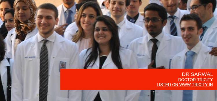 DR SARWAL