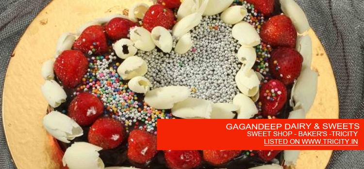 GAGANDEEP DAIRY & SWEETS