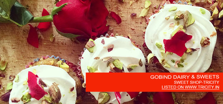 GOBIND DAIRY & SWEETS