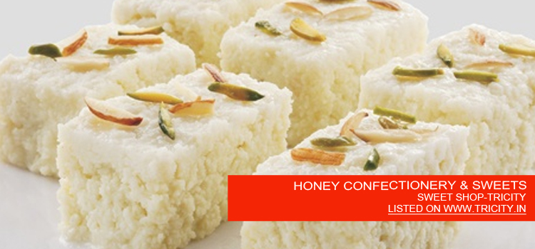 HONEY CONFECTIONERY & SWEETS