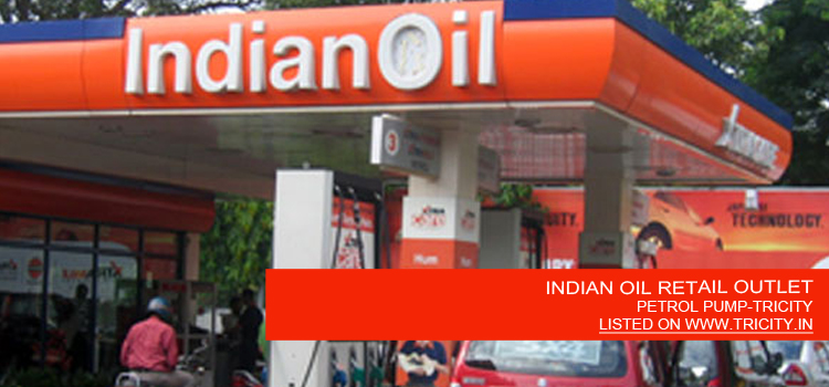 INDIAN OIL RETAIL OUTLET