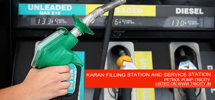 KARAN FILLING STATION AND SERVICE STATION