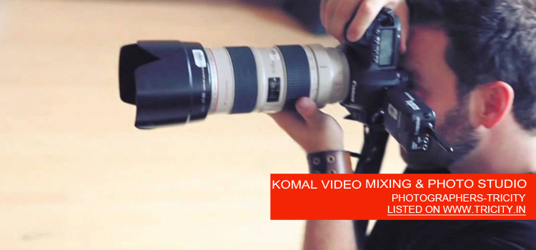 KOMAL VIDEO MIXING & PHOTO STUDIO