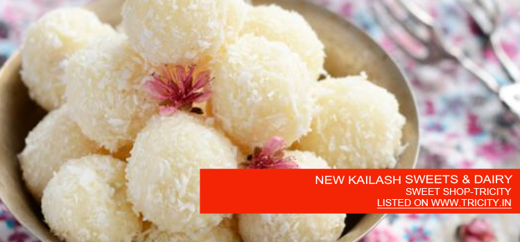 NEW KAILASH SWEETS & DAIRY